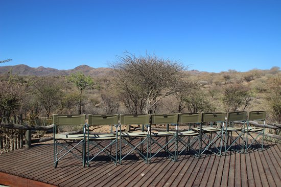 Immanuel Wilderness Lodge : Wildbeobachtung