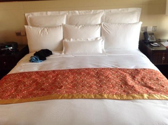 JW Marriott Hotel Beijing: bed