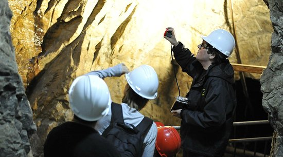 Oughterard, Ireland: Underground Tours at Glengowla Mines