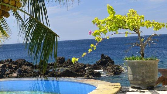 Batu Belah: piscine