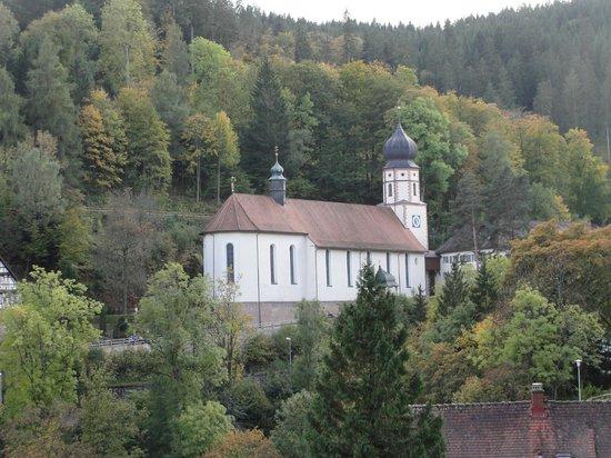 BEST WESTERN PLUS Hotel Schwarzwald Residenz: View from room