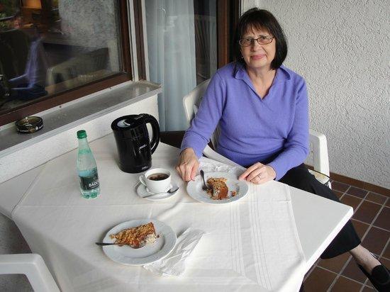 BEST WESTERN PLUS Hotel Schwarzwald Residenz: Balcony