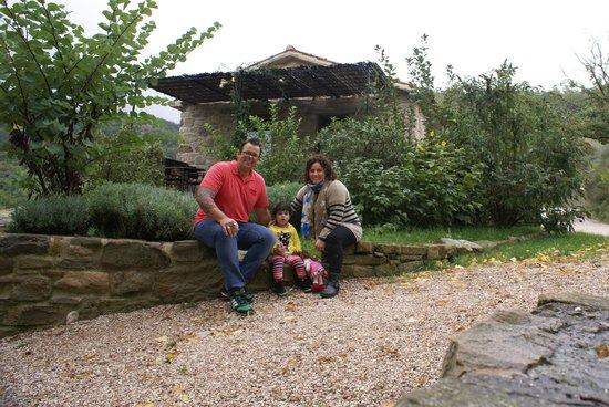 Borgo di Carpiano: Il confortevole e caratteristico chalet