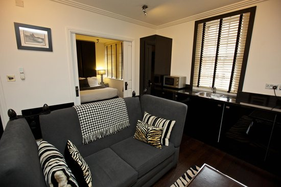 Strozzi Palace Boutique Suites by Mansley: Living Room