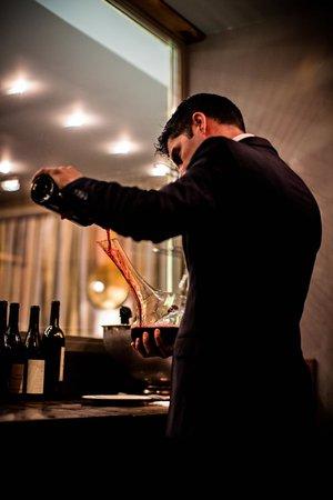 Le bar foto di restaurant les terrasses uriage uriage - Les terrasses uriage restaurant ...