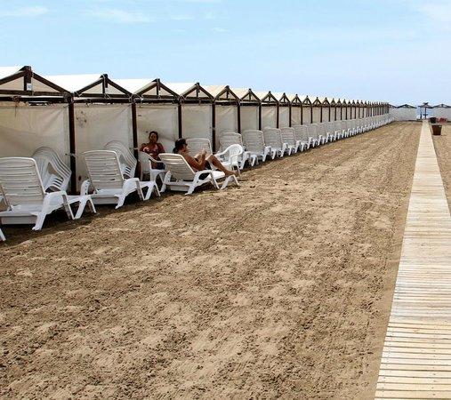 Arenas Blancas, Playa Ecologica