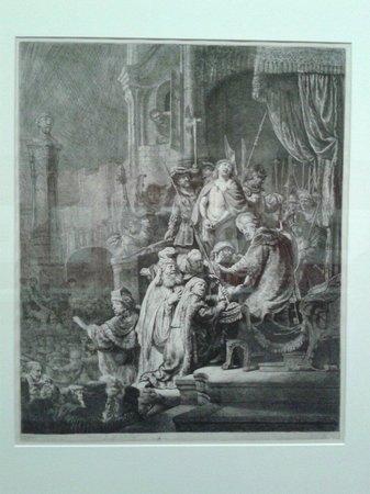 Musée de la maison de Rembrandt : Grabado