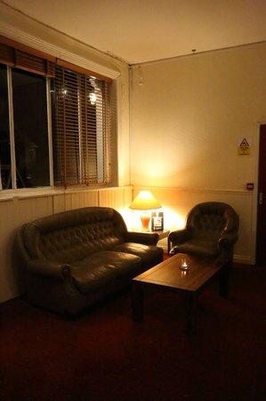Great Western Hotel: Lounge Area