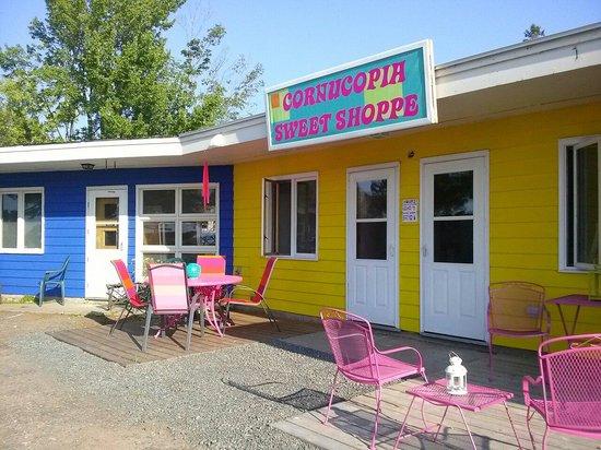 Cornucopia Sweet Shoppe: Sweet Shoppe