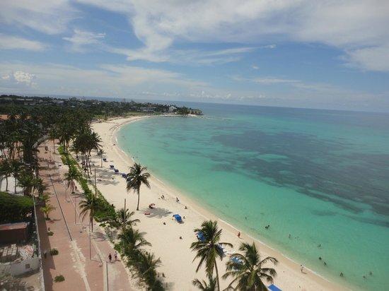 Hotel Blue Tone: vista desde el hotel