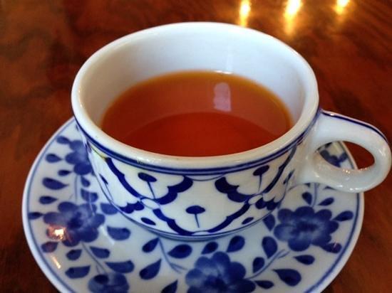 Bangkok 900: hot tea