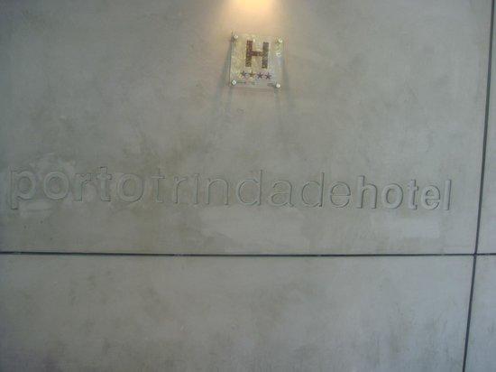 Hotel Porto Trindade: ENTRADA DEL HOTEL