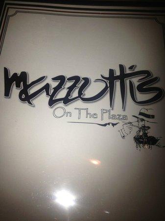 Mazzotti's Ristorante Italiano: Mazotti's Menu