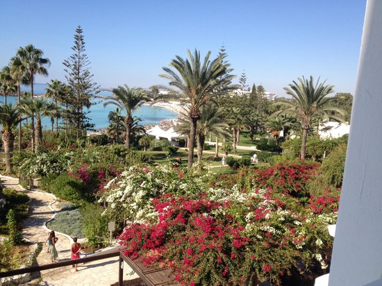 Nissi Beach Resort: Sea view