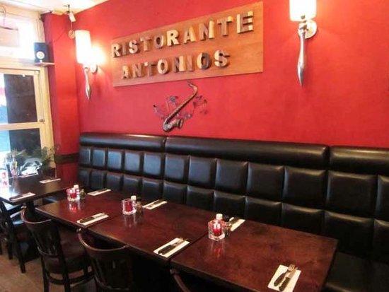 Antonio's Ristorante Italiano: A gorgeous designed restaurant