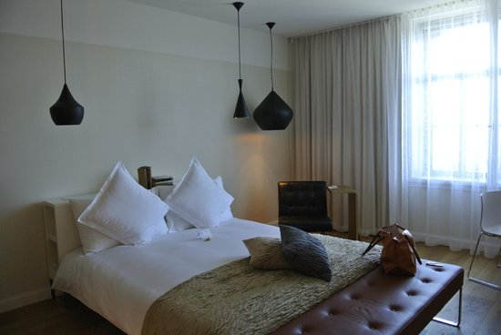 B2 Boutique Hotel + Spa: sleeping area