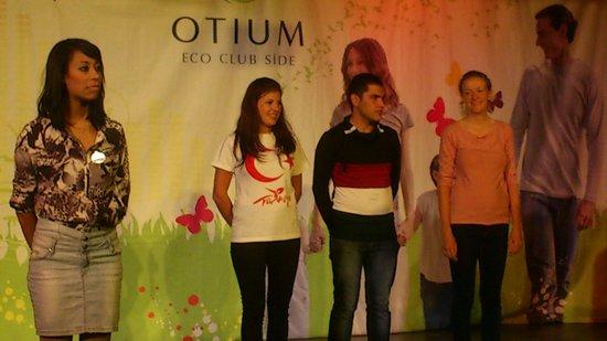 Otium Eco Club Side : animaion team