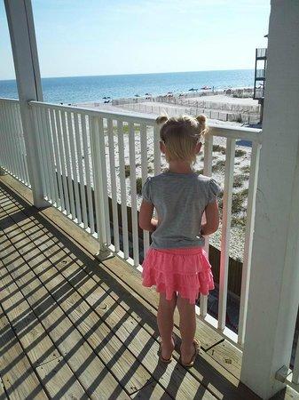 Sunchase : balcony view