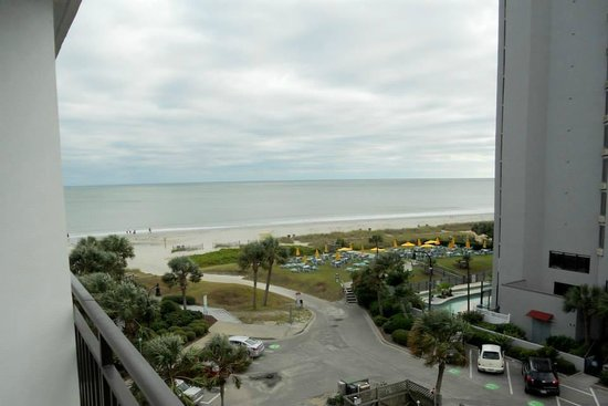Dayton House Resort: Angle Ocean View Room View