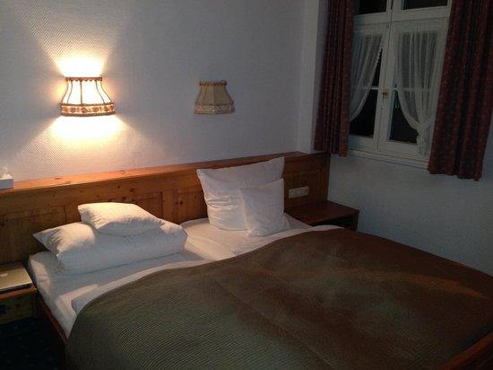 Grenzhof Hotel & Restaurant: Das Zimmer