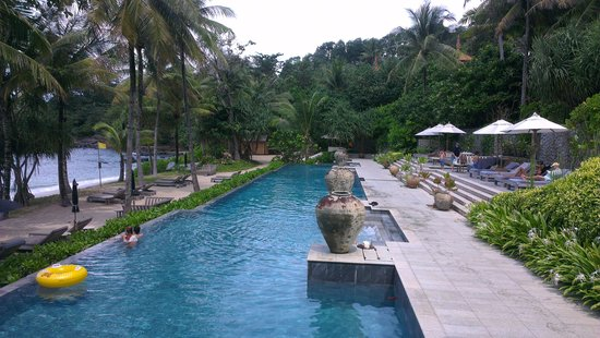 Trisara Phuket: Resort pool