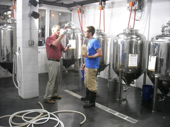Weekly Brewing Picture Of Wooden Legs Brewing Company Brookings