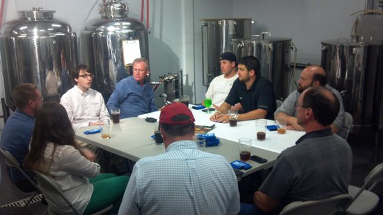 Wooden Legs Brewing Company: Monthly Homebrew Meetings