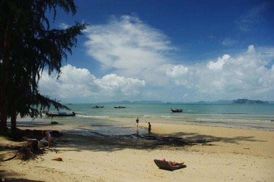 Amari Vogue Krabi: plage