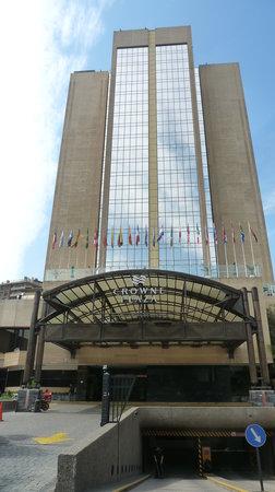 Crowne Plaza Santiago: Zentral und gut gelegen