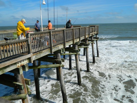 Sandbridge Little Island Fishing Pier
