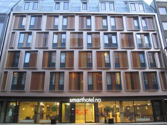 Smarthotel Oslo : Streetview