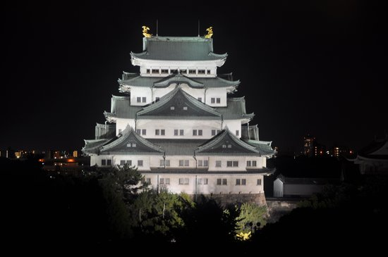 The Westin Nagoya Castle : View from the room