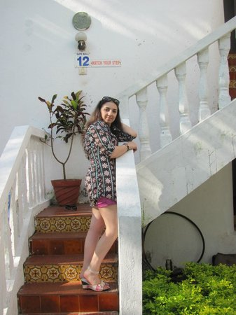 Colonia Santa Maria (CSM): courtyard Hotel