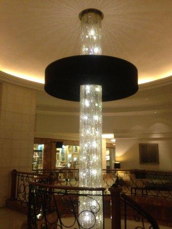Grand Hyatt Amman : Main lobby