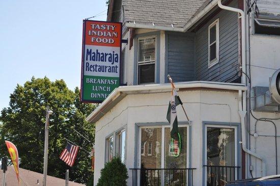 Maharaja Restaurant: Restaurant