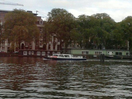 Houseboat Little Amstel: Vista habitual