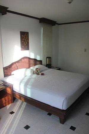 Orchidacea Resort : номер в 8 корпусе