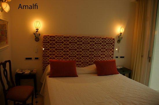 Hotel Marina Riviera: habitacion