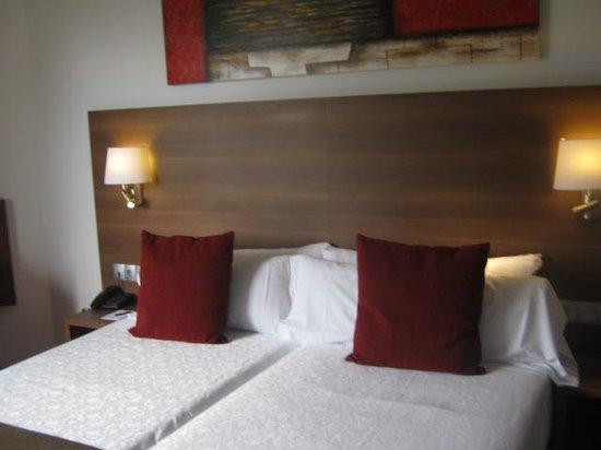 Hotel Auto Hogar : camera stupenda se considerate che è un 2 stelle