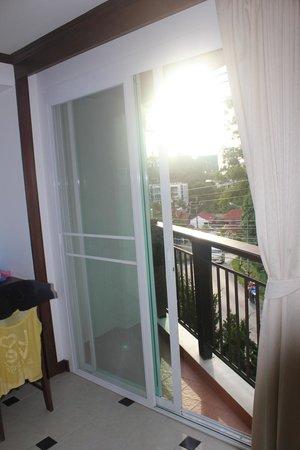 Orchidacea Resort : вид из окна