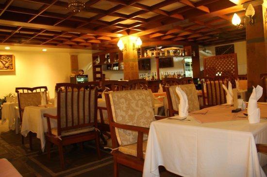 Orchidacea Resort : ресторан в отеле