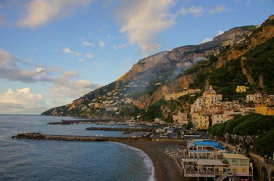 Hotel Marina Riviera: desde el balcon