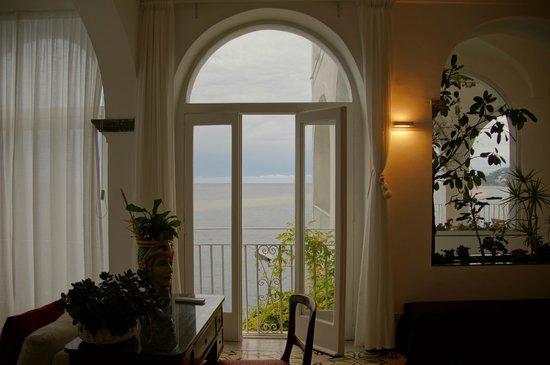 Hotel Marina Riviera: cerca del loby