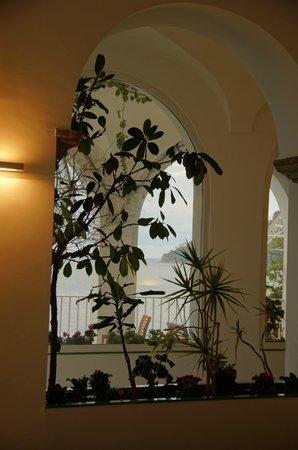 Hotel Marina Riviera: areas internas