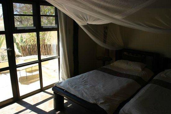 Immanuel Wilderness Lodge : Im Familienzimmer