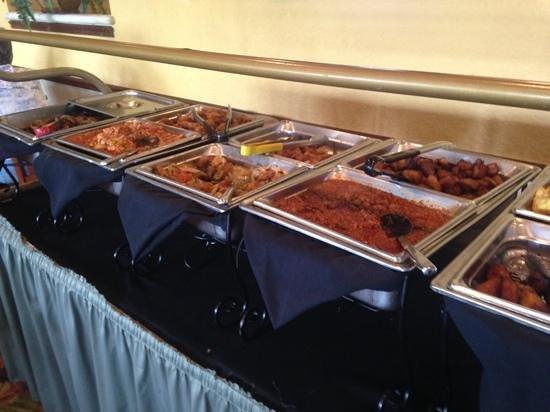 Padrino's Cuban Cuisine: lunch buffet