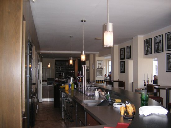 Villa Belvedere : breakfast room