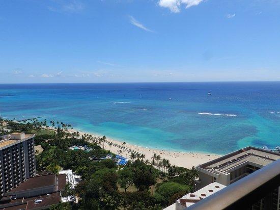 Ocean View Room Picture Of Hilton Hawaiian Village Waikiki