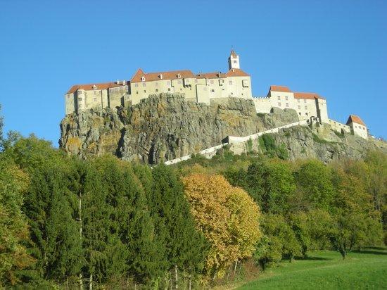 Falkensteiner Thermal & Golf Hotel Bad Waltersdorf: ein Ausflugstipp: die Riegersburg