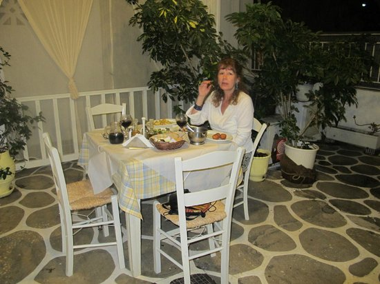 "Restaurant Anna : Jardin de invierno del ""Restaurante Anna"""